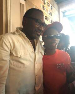 Billionaire, Femi Otedola Having Fun With His Daughters As He Shows Off Dancing Skills (Video)