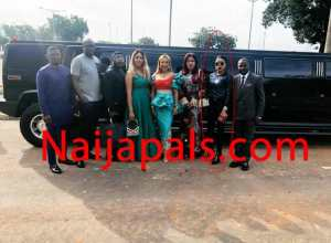 Bobrisky Goes To Church Dressed as a MAN in High Heels (Photos)
