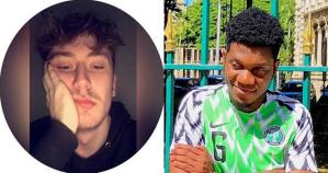 Nigerian man and White man attack each other's race on Twitter (See Screenshots)