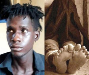 'I Murdered my Friend, Removed His Heart For Money Ritual' – Man Reveals (Photo)