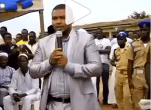 Nigerian Igbo Pastor Converts To Islam, Gives Reasons (Video)