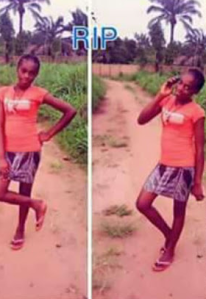 SAD!!! Teenage Girl, Chioma Brutally Gang Raped And Killed In Anambra State (Very Graphic Photos)