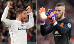 Sergio Ramos tells Real Madrid not to sign David De Gea, suggests another goalkeeper