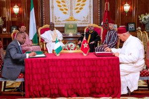 , Nigeria, Morocco Sign Agreement On Regional Gas Pipeline, Effiezy - Top Nigerian News & Entertainment Website