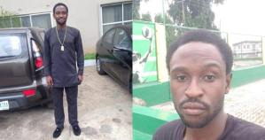 This young man is searching for a girlfriend; See his requirements (Photos)
