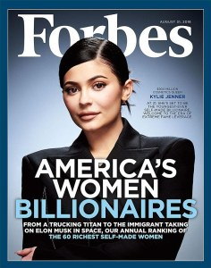 Twitter Users Call Forbes Out For Naming Kylie Jenner A 'Self-Made' Billionaire