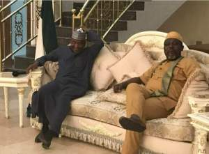 Dangote Meets Okorocha As He Visits Owerri On A Business Trip (Photos)