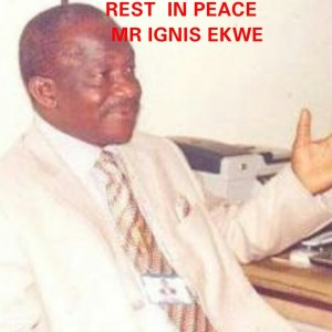 Veteran Actor Ignis Ekwe Is Dead