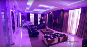 Check Out The Interior Of Timaya's Mansion, Swimming Pool (Photos)