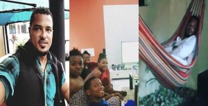Actor, Van Vicker Forced To Sleep Outside By His Family After Croatia Lost To France (Photo)