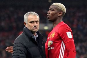 Mourinho confirms stripping Pogba off Manchester United's captaincy