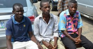 Man Rapes, Forces Daughter Into Marriage In Lagos (Photo)