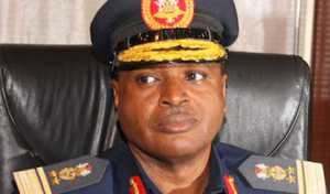 Politicians funding bandits, others – Air Force Boss
