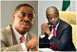 Femi Fani Kayode Insults Yemi Osinbanjo Over Killings