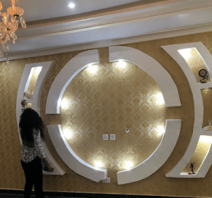Actress, Mercy Aigbe Flaunts Interior Decor Of Her New House (Photos)