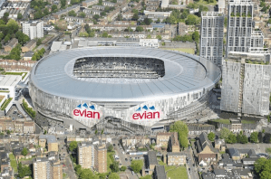 Tottenham reveals name of new London's biggest stadium [PHOTOS]