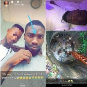 Final Year Student Falls Inside Well… Dies While Being Chased By SARS!!! (Photos)