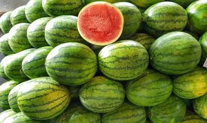 Watermelon And It's Health Benefits