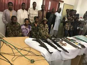 8 Deadly Kidnappers On Abuja-Kaduna Road Arrested By Abba Kyari
