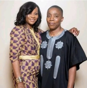 Nigerian Lesbian Shows Off Her Wife In New Photo