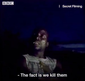 Malawian Ritual killers explain to BBC how they open kids' skull & remove their brains (Photos)