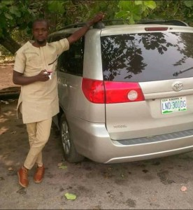 ABSU Graduate Crushed To Death After Falling Off From A Bike. (Graphic Photos)