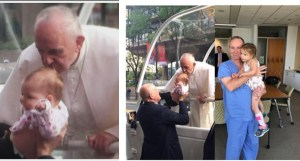 Baby Kissed By Pope, Beats Brain Tumor – Religion – Nairaland