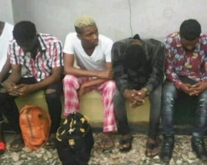 Two Gay Men Caught Making Love At Cemetery In Kano