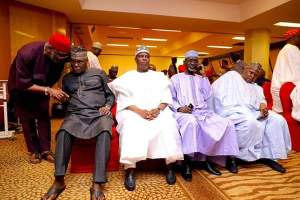 PDP Presidential Aspirants Meet, Sign MOU To Support Whoever Wins The Primaries