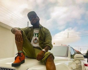 """Otondo OBO"" – Davido declares as he starts NYSC [PHOTOS]"