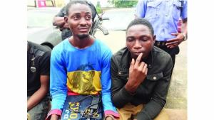 Teenagers Sell Stolen Laptop For N2,000 In Lagos