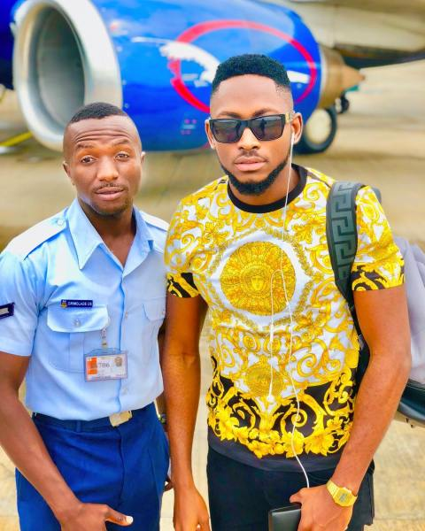 , BBnaija's Miracle Ikechukwu Arrives In Imo After Long Vacation (Photos), Effiezy - Top Nigerian News & Entertainment Website