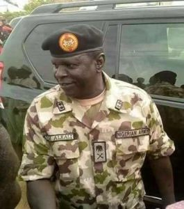 , SAD!!  Nigeria Army General Found Dead, Weeks After Being Kidnapped, Effiezy - Top Nigerian News & Entertainment Website