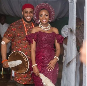Former Beauty Queen, Powede Lawrence Gets A Car From Husband (Photo)
