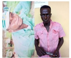 Cultist Who Killed NYSC Corper, James Onuh In Bayelsa, Arrested. (Photos)
