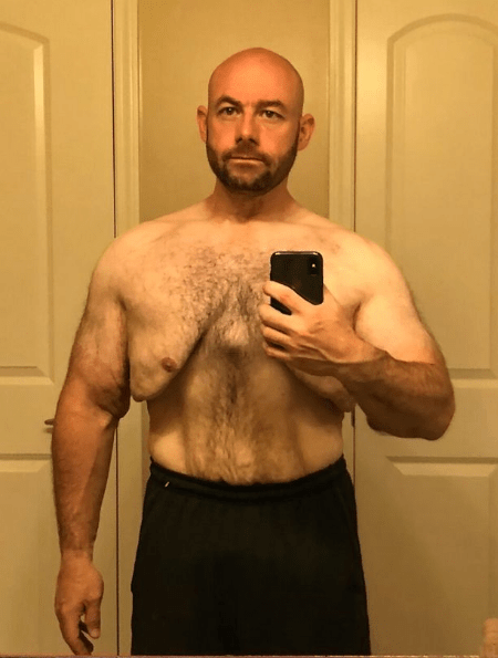 """, Man Whose Marriage Crashed Because He Was """"Too Fat For Sex"""" Loses Weight (See New Photos), Effiezy - Top Nigerian News & Entertainment Website"""