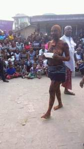 See Rivers State festival where virgins are kept in a room for 3months, then married off (Photos)