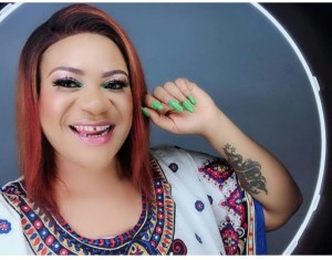 , Fan Sends His Manhood To Actress, Nkechi Blessing (Photo), Effiezy - Top Nigerian News & Entertainment Website
