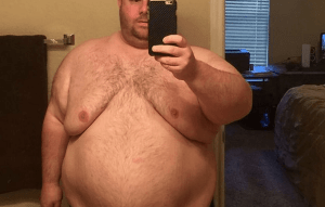 """Man Whose Marriage Crashed Because He Was """"Too Fat For Sex"""" Loses Weight (See New Photos)"""