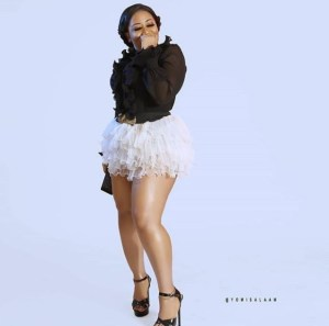 , Actress, Moyo Lawal Teases Fans With Super-Sexy Photos, Effiezy - Top Nigerian News & Entertainment Website