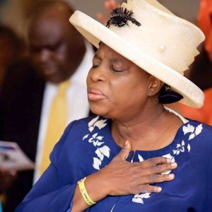 """""""When You Fall Out Of Cash, Your Wife Will Fall Out Of Love"""" – Pastor Mrs Adeboye"""
