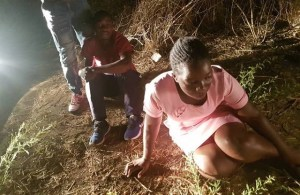Bride To Be Caught In Car Having Sex With Taxi Driver (Photo)