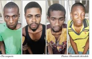 Man Kidnaps Cheating Girlfriend's Mother, Collects 300k Ransom (Photo)