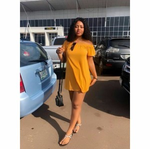 Actress, Regina Daniels Steps Out Looking Pretty (Photos)