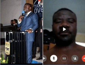 Pastor, Elder Charles Kalombo Caught Sending Nude Photos To Married Women In Church