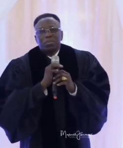 """""""Most married women in Ghana have never experienced orgasm in their entire lives"""" – Ghanaian clergyman preaches (Video)"""