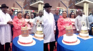 Former First lady, Patience Jonathan's 53rd Birthday Party Photos & Video