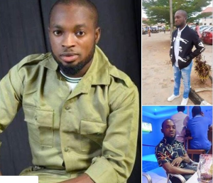 Young Man Shot Dead By Cultists After 'Mistaken Him For Someone Else'. (Photos)