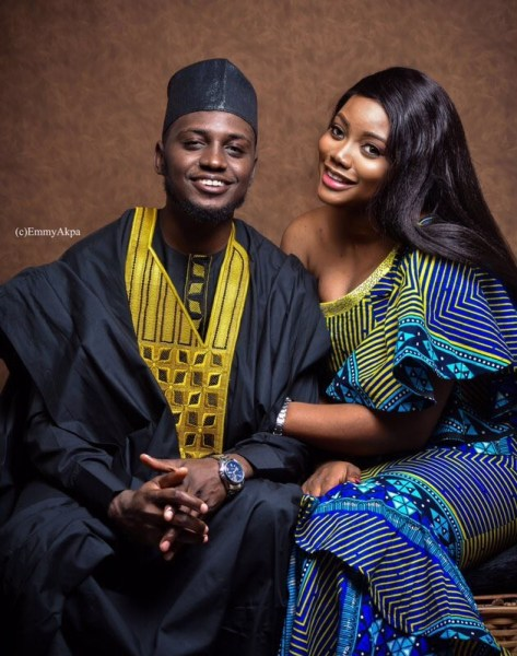 , They Met On Twitter 3yrs Ago, Now They Are About To Tie The Knot – See Their Lovely Pre-Wedding Pics, Effiezy - Top Nigerian News & Entertainment Website