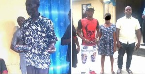 74-Year-Old Man Rapes Teenage Girl In Warri, Infects Her With Disease. (Photos)
